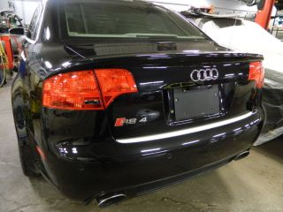 2007 Audi Rs4 Premium Sedan 4 - Door 4.  2l W / photo
