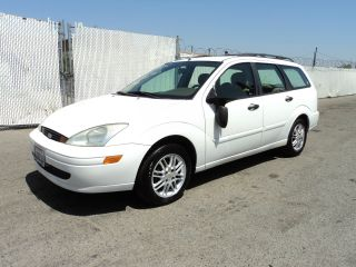 2002 Ford Focus Se Wagon 4 - Door 2.  0l, photo