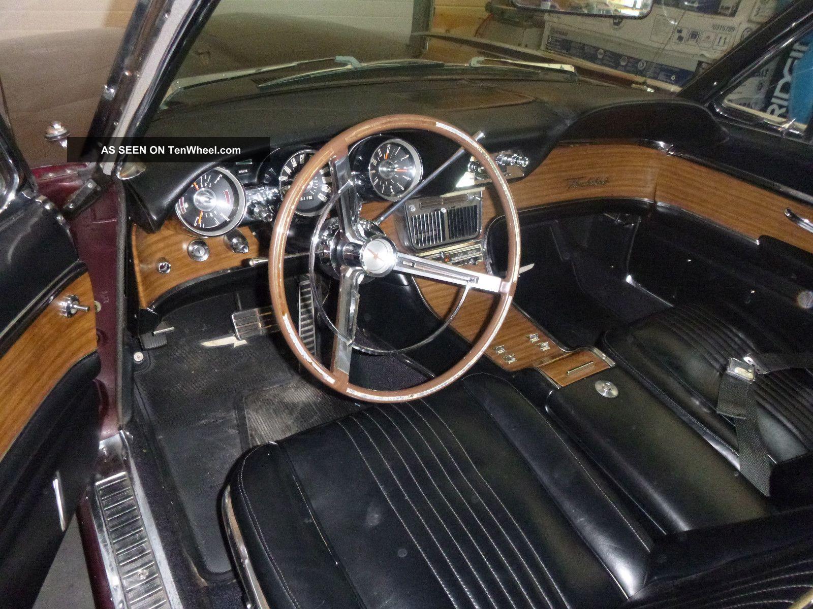 1963 Ford Thunderbird Landau Hardtop 390 4v