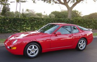 Concours Condition 1993 Porsche 968 Coupe Tiptronic photo