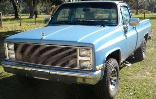 1987 Chevrolet Pickup photo