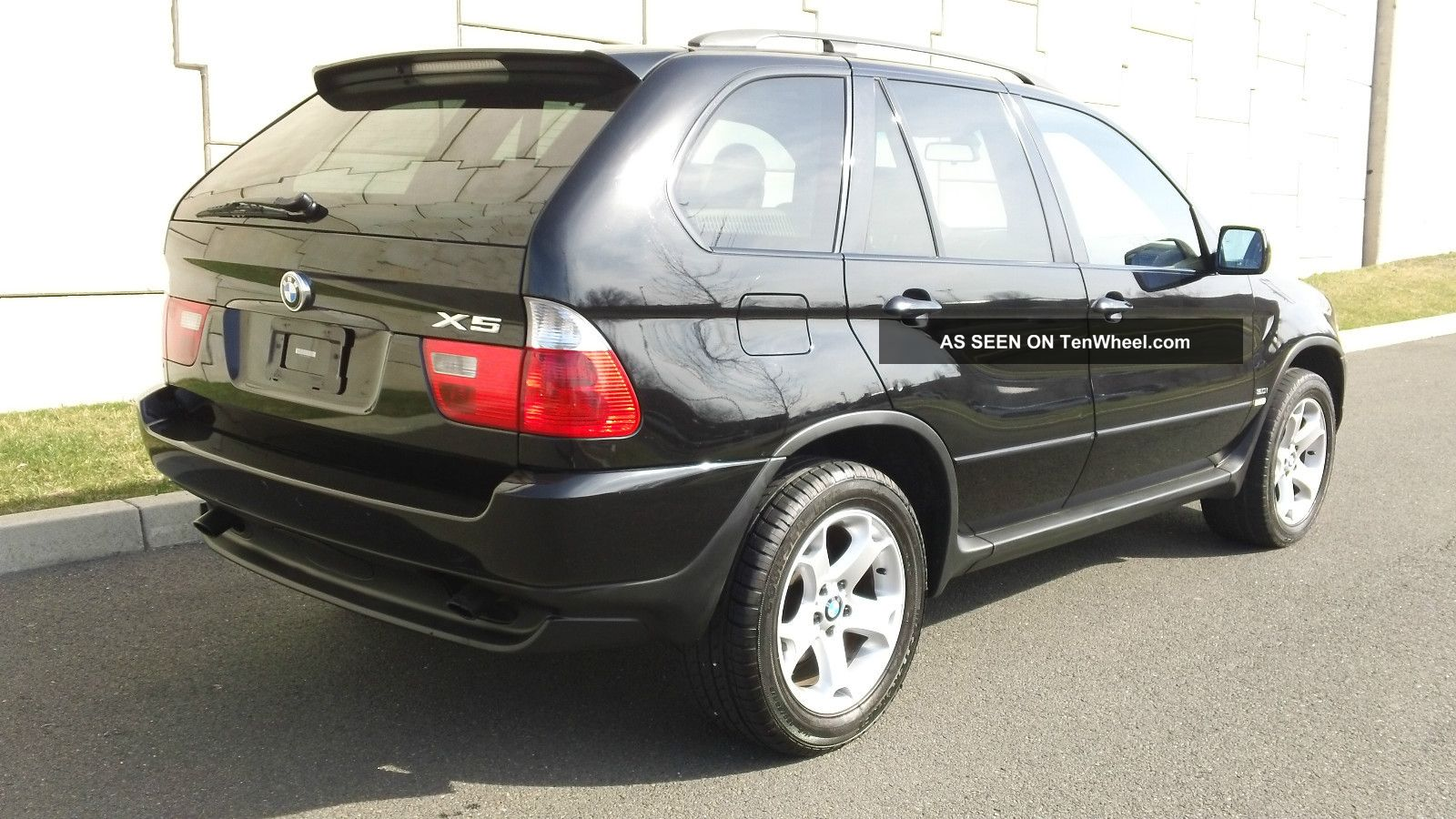 2006 bmw x5 3 0i sport utility 4 door 3 0l. Black Bedroom Furniture Sets. Home Design Ideas