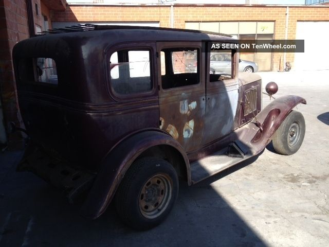 1931 Chevy Coach Other photo