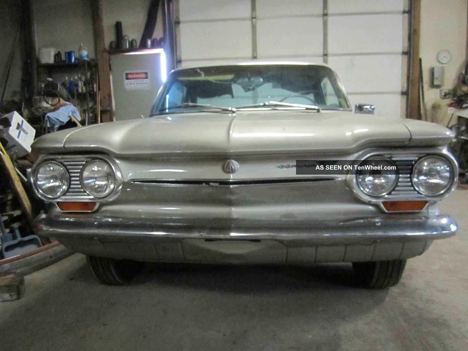1963 Chevy Corvair Corvair photo