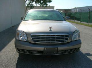 2003 Cadillac Sedan Deville photo