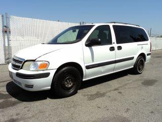 2001 Chevrolet Venture Ls Mini Passenger Van 4 - Door 3.  4l, photo