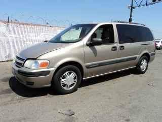 2003 Chevrolet Venture Ls Mini Passenger Van 4 - Door 3.  4l, photo