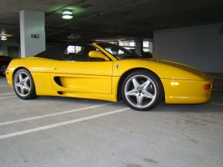 1999 Ferrari F355 F1 Spider photo