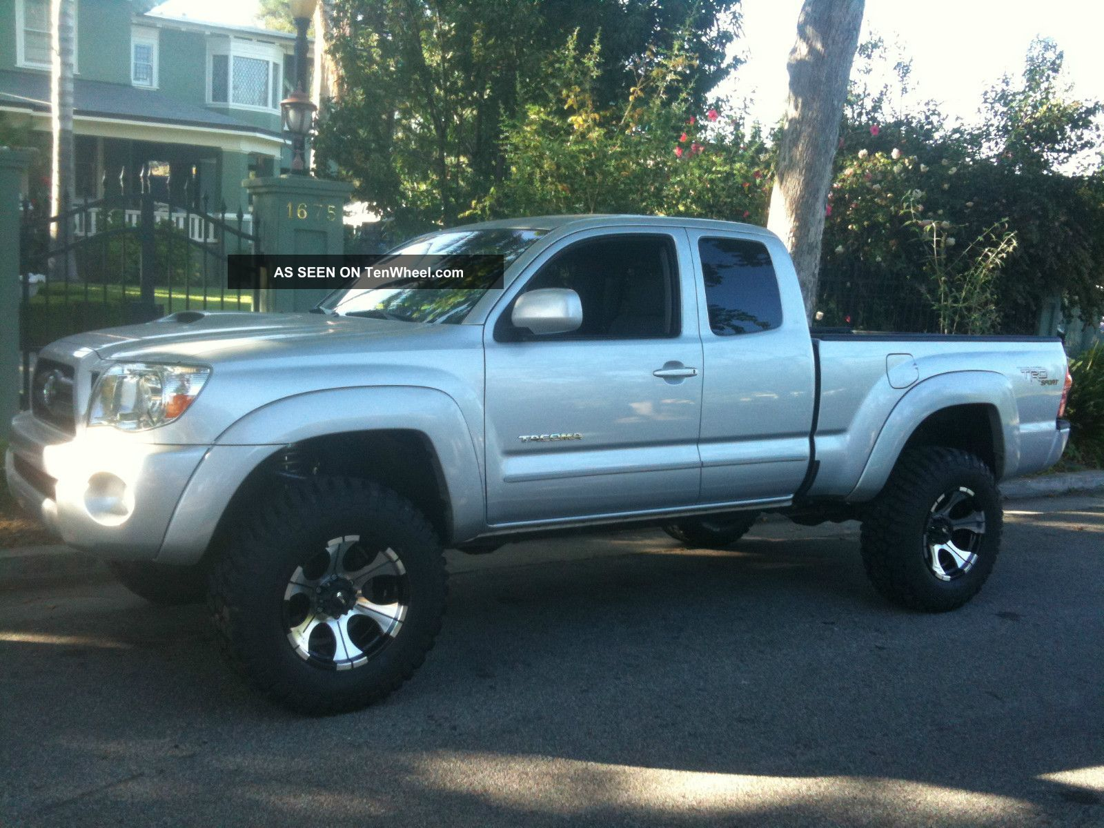 2008 Toyota Tacoma Trd Extended Cab Pickup 4 - Door 4. 0l ...