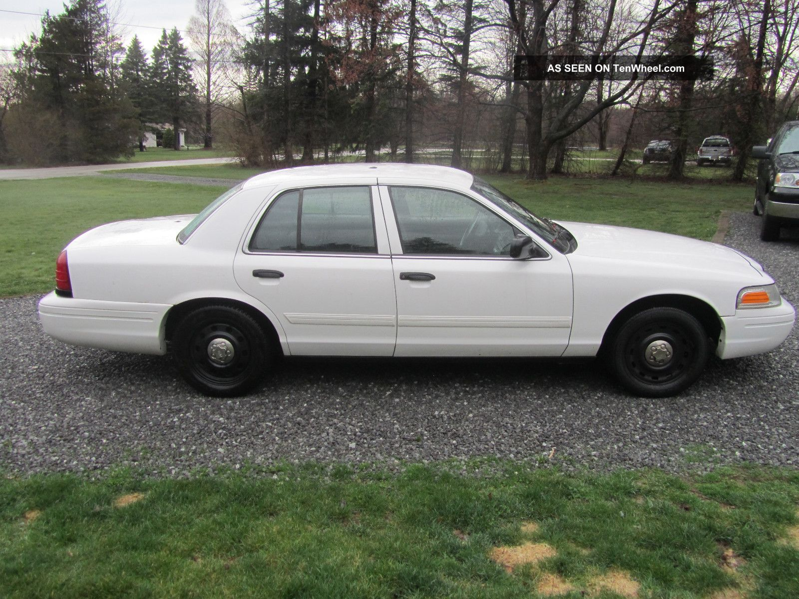 2009 ford crown victoria police interceptor maint records from. Black Bedroom Furniture Sets. Home Design Ideas