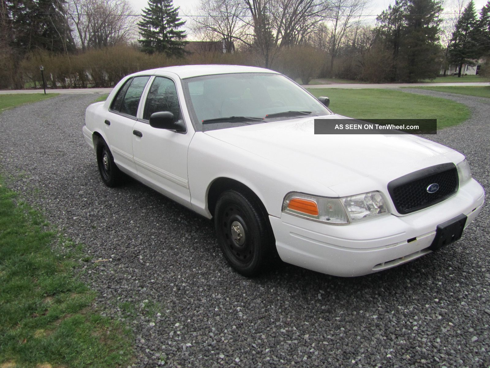 2009 ford crown victoria police interceptor maint records. Black Bedroom Furniture Sets. Home Design Ideas