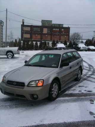 2003 Subaru Outback Awd Just Passed Ny State Inspection photo