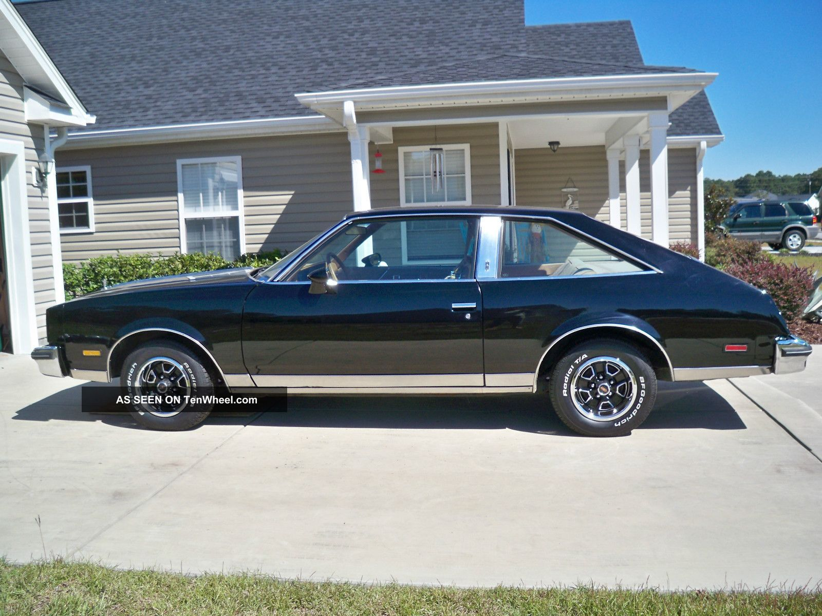 1978 oldsmobile cutlass salon brougham coupe 2 door 4 3l