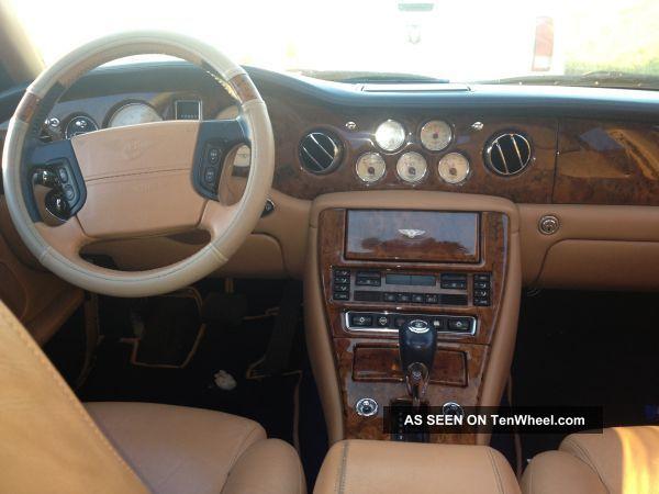 2000 Bentley Arnage Red Label Sedan 4 - Door 6.  7l Arnage photo