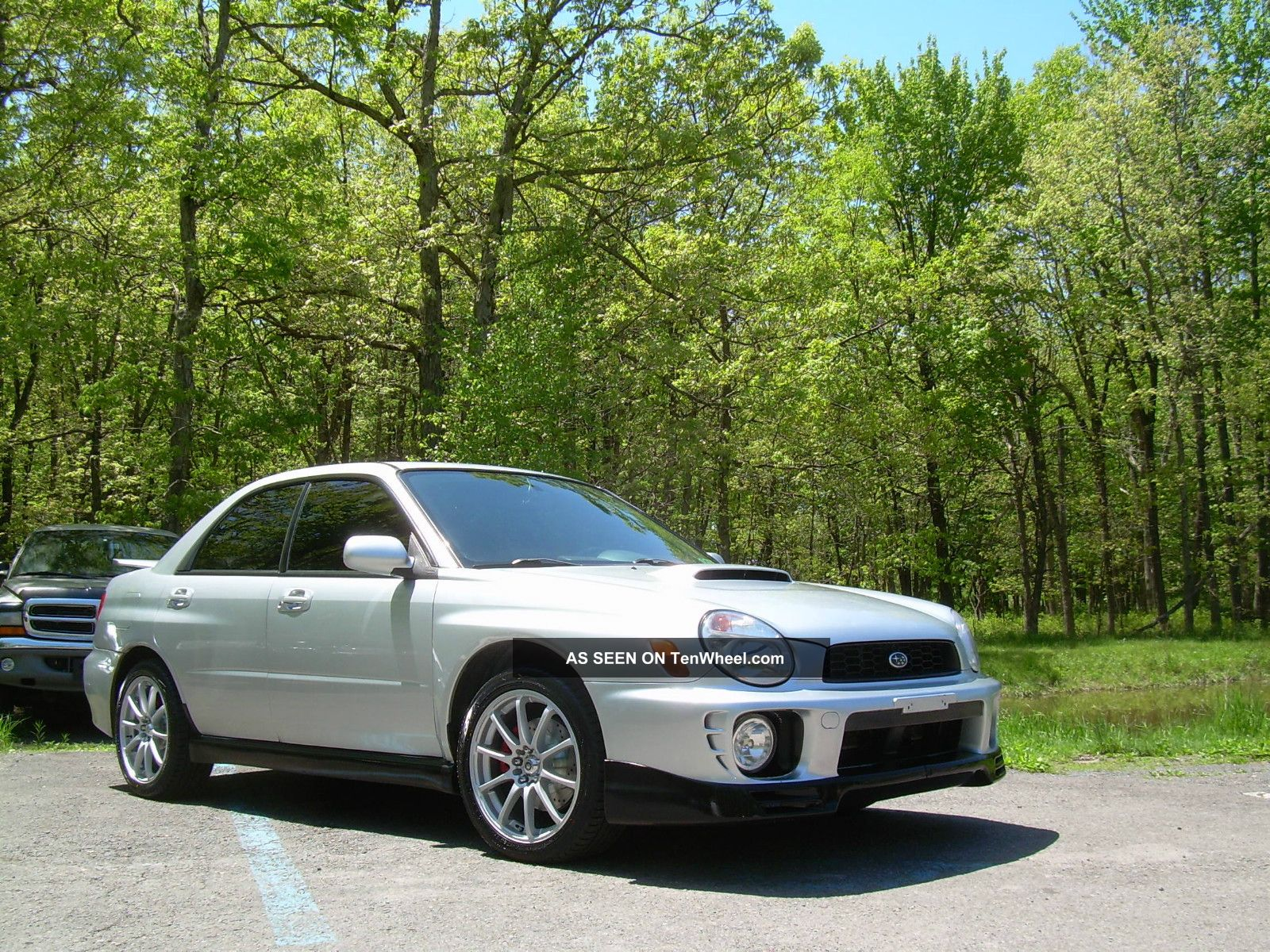 2002 subaru impreza wrx sedan 4 door 2 0l. Black Bedroom Furniture Sets. Home Design Ideas