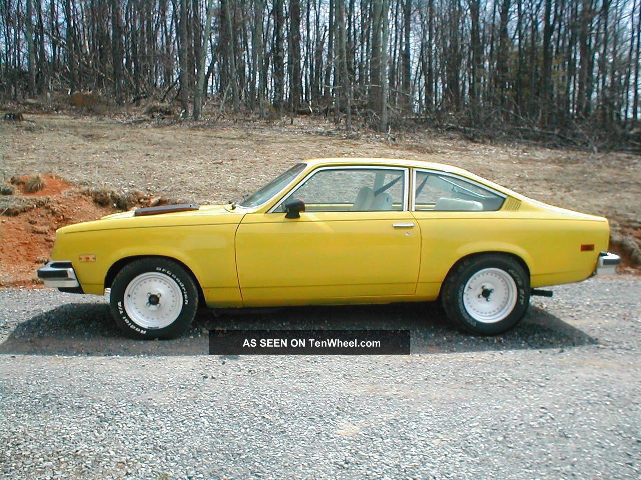 1975 Chevy Vega Street Legal V8 Auto Trans
