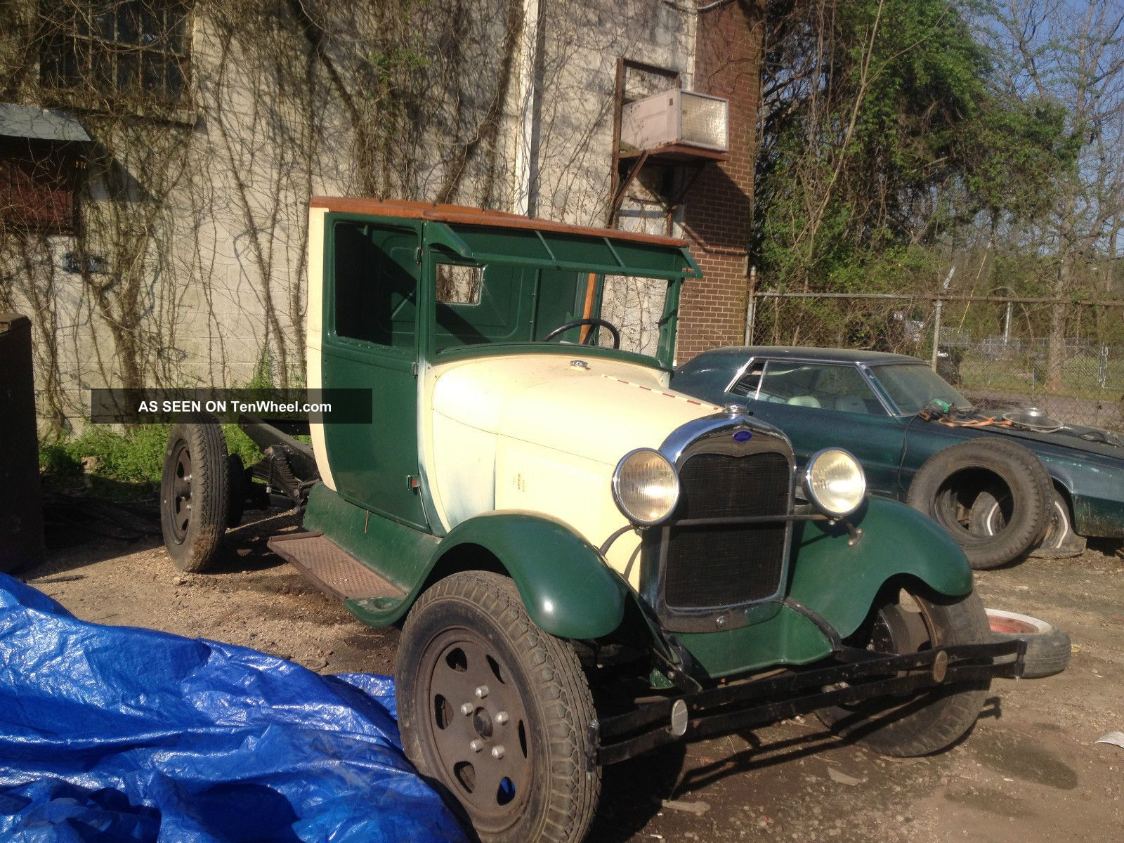 1929 Ford Model Aa Model A,  Runs Drives Nice Look Other photo