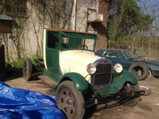1929 Ford Model Aa Model A,  Runs Drives Nice Look photo