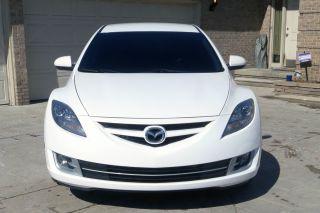 2009 Mazda 6 I Sedan 4 - Door White photo