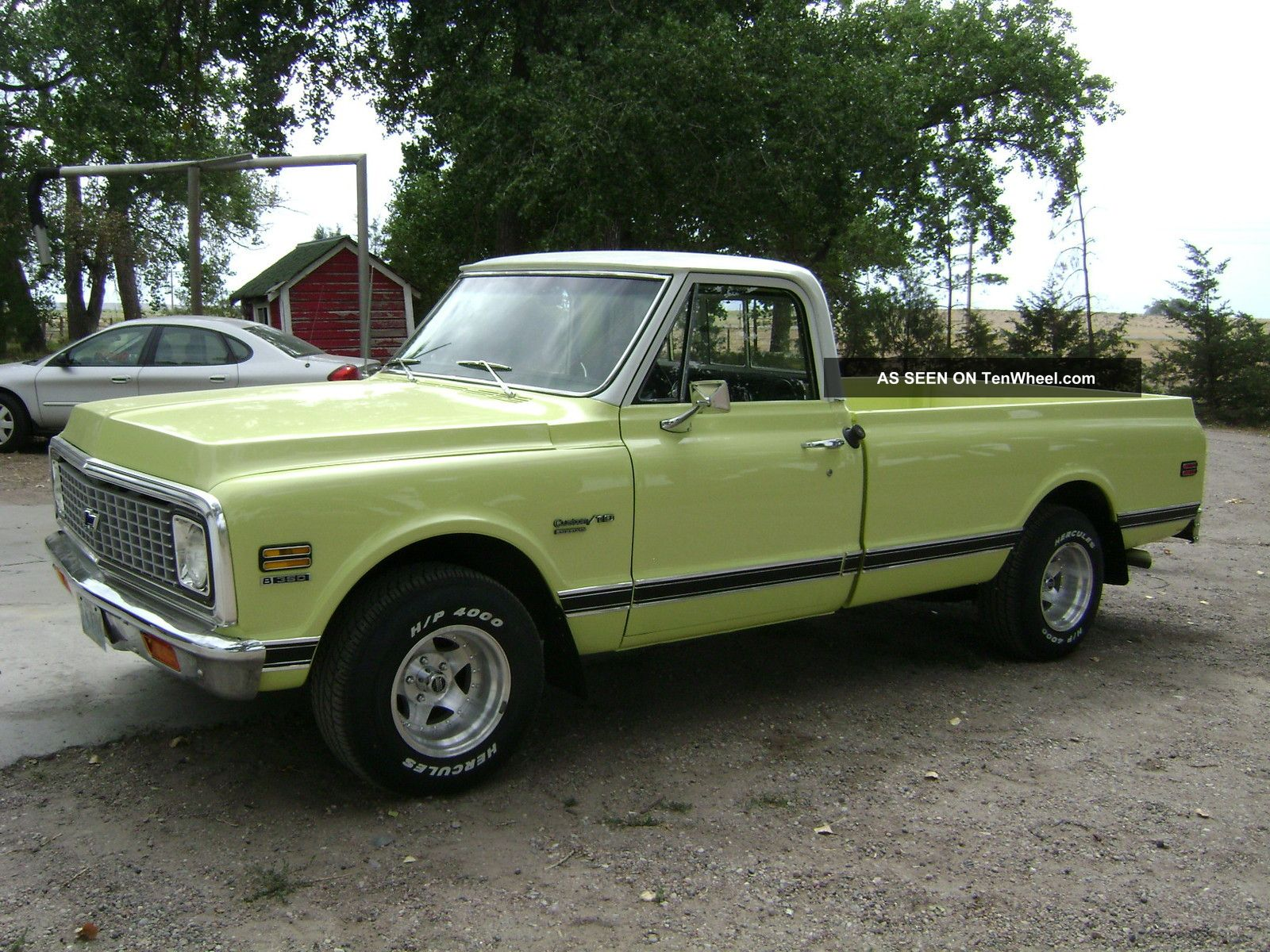 1972 Chevrolet Pickup Truck Chevy 454 Engine Starter Wiring Diagram Free Picture