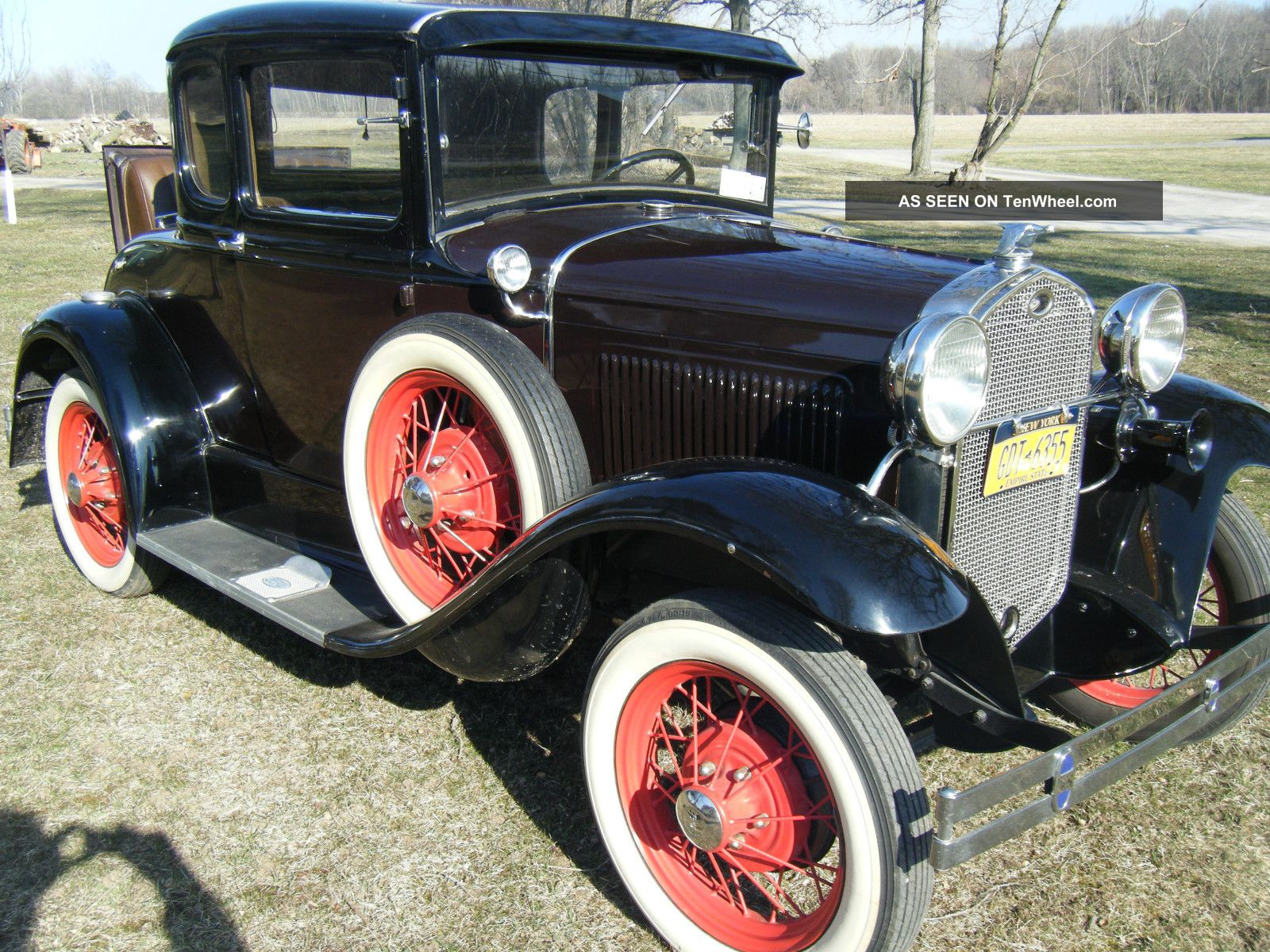 1931 ford model a 5 window coupe. Black Bedroom Furniture Sets. Home Design Ideas