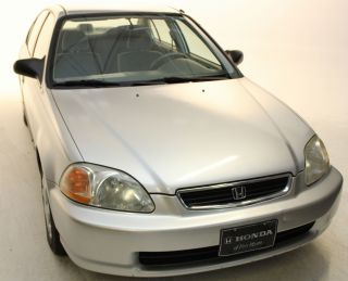 1997 Honda Civic Lx Sedan 4 - Door 1.  6l photo