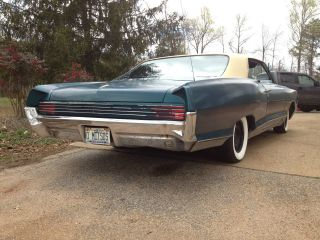 1966 Pontiac Grand Prix Sport Coupe, ,  Loaded Car,  Solid Floors,  Tlc. photo