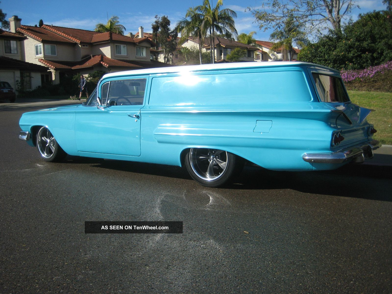 Craigslist 1960 Chevy Delivery | Autos Post