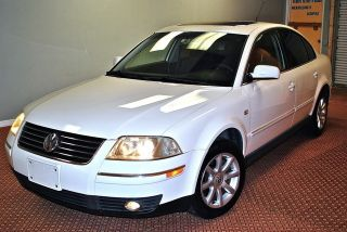 2004 Volkswagen Passat Gls Automatic Tint photo