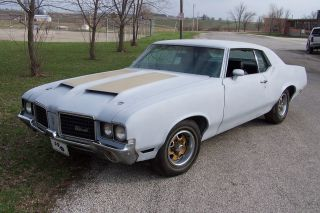 1972 Hurst Olds Pace Car Real W45 1 0f 499,  Project Ie 442 photo