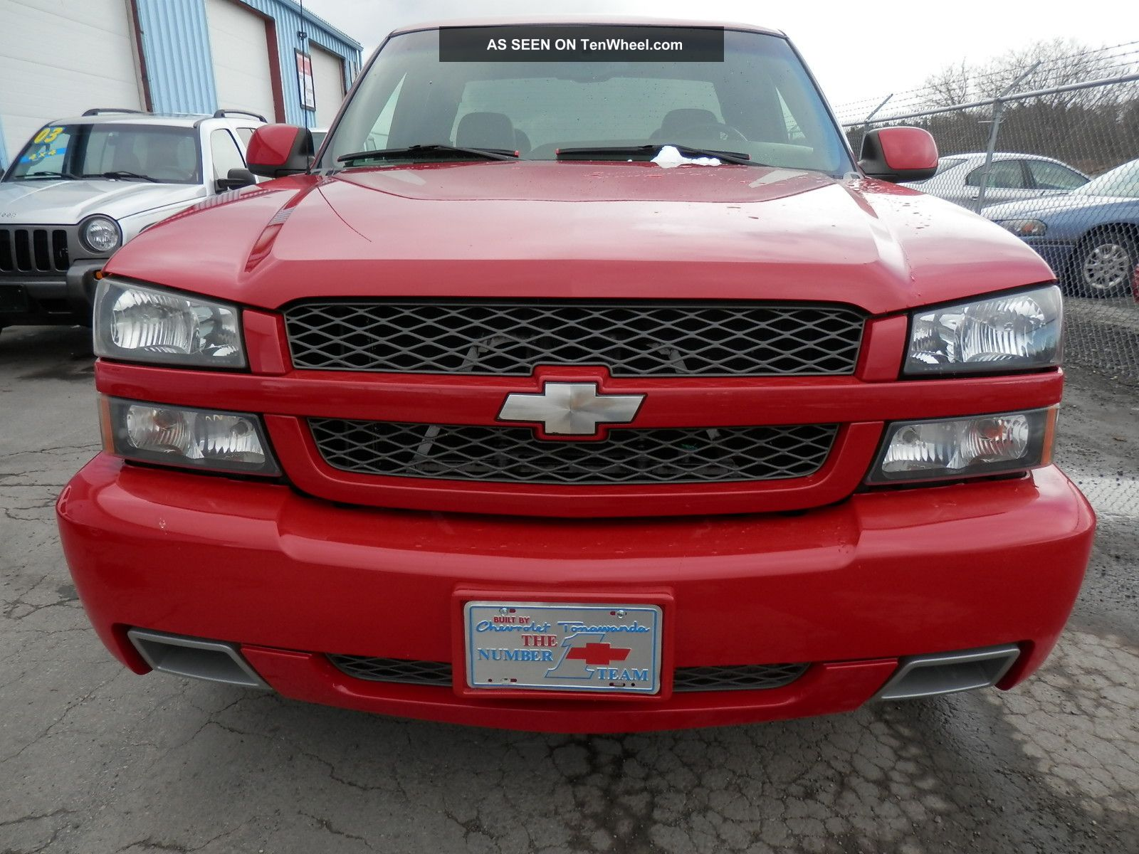 2003 chevrolet silverado 1500 ss ext cab awd. Black Bedroom Furniture Sets. Home Design Ideas