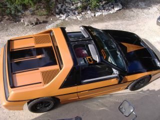 1985 Fiero Gt T - Top photo