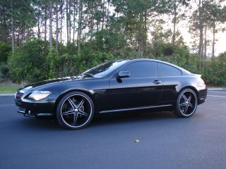 2004 Bmw 645ci Sport Package Pano Roof 22
