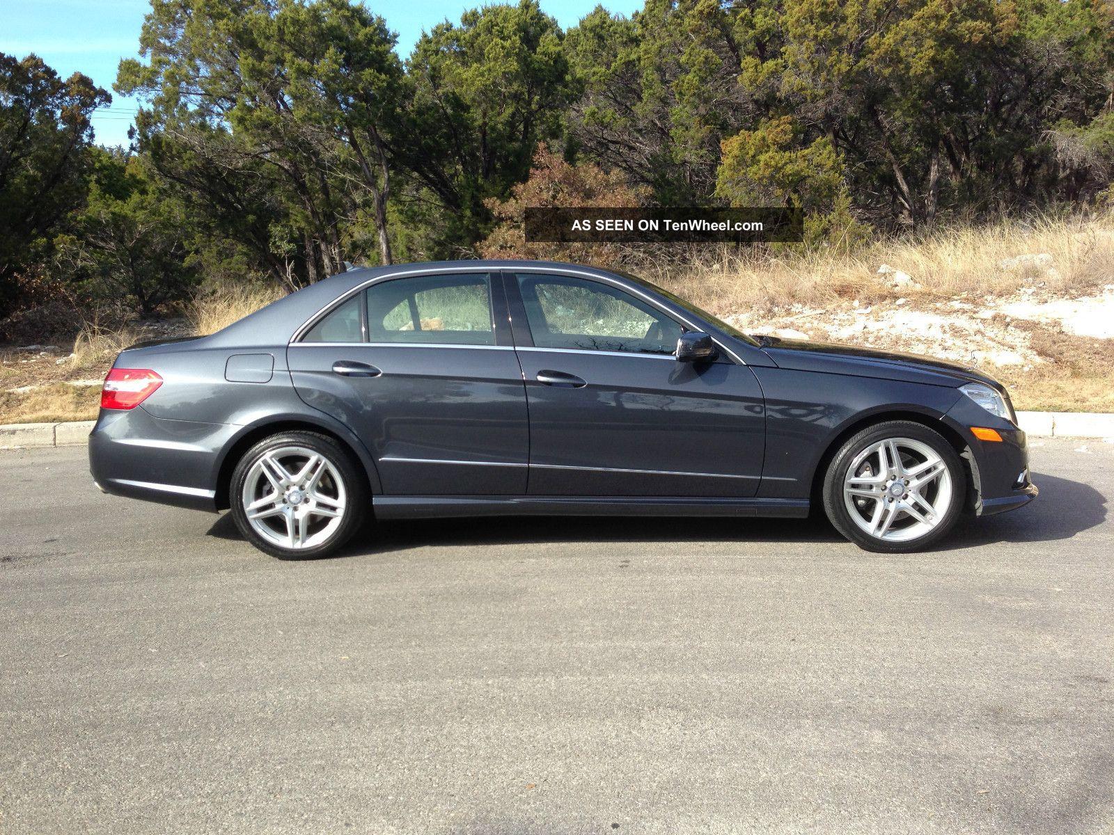 2011 mercedes benz e550 base sedan 4 door 5 5l very for 2011 mercedes benz e550 coupe