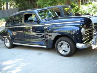 1947 Plymouth Deluxe 4 Door Sedan photo