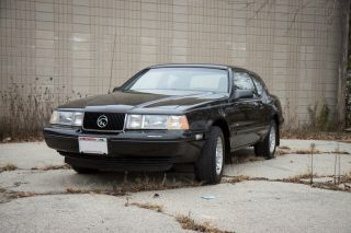 1988 Mercury Cougar Xr - 7 photo