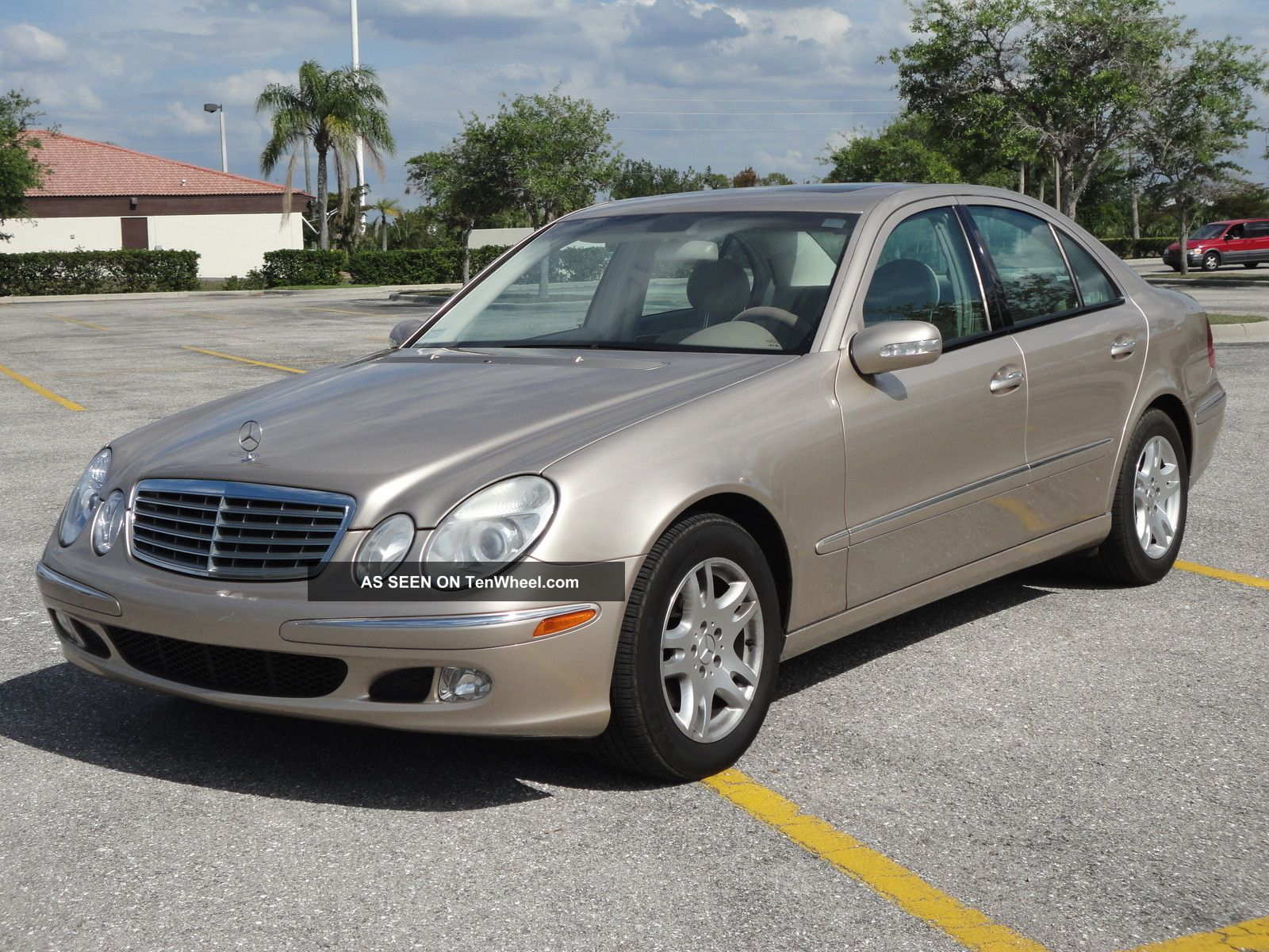 2003 mercedes benz e320 florida car wonderful shape. Black Bedroom Furniture Sets. Home Design Ideas