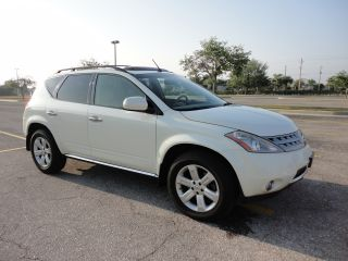 2007 Nissan Murano Sl Awd Rear Camera Fully Loaded Great Immaculate photo