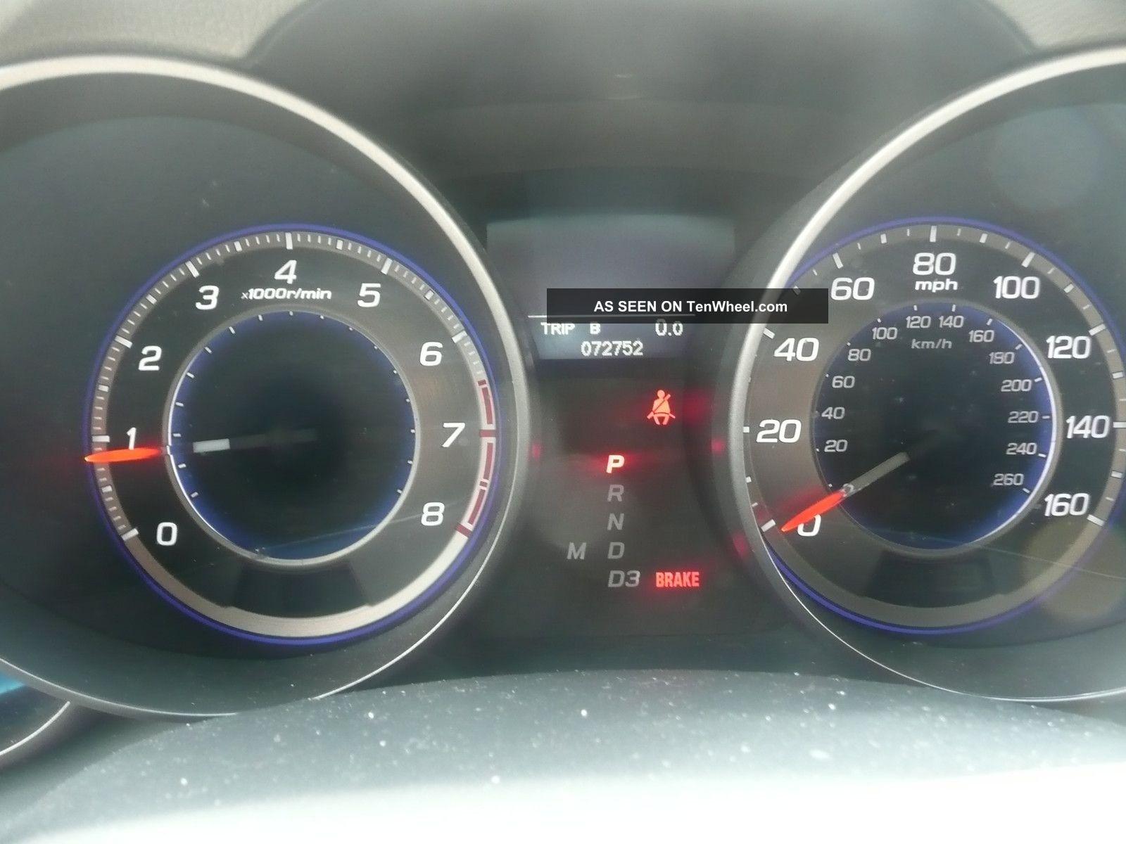 2007 Acura Mdx Awd Sport Edition Suv