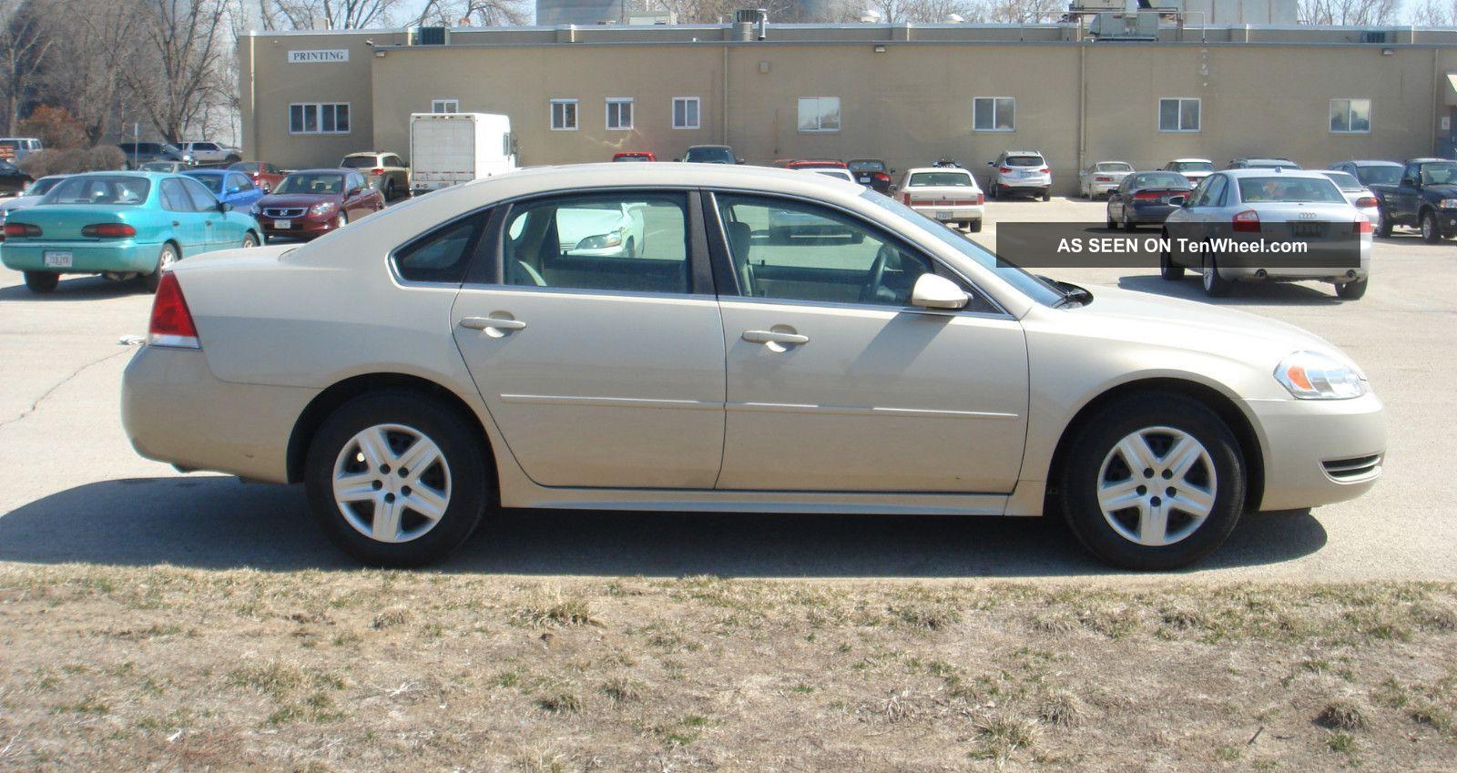 2010 chevrolet impala ls 4 door sedan. Cars Review. Best American Auto & Cars Review