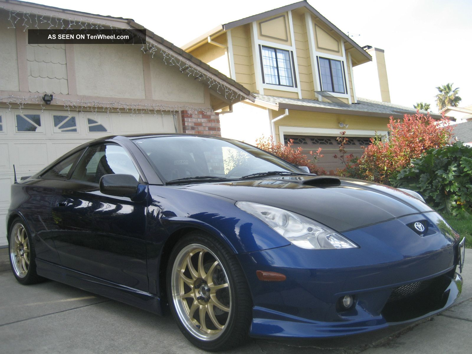 2001 toyota celica gt s 6 speed manual show car very. Black Bedroom Furniture Sets. Home Design Ideas