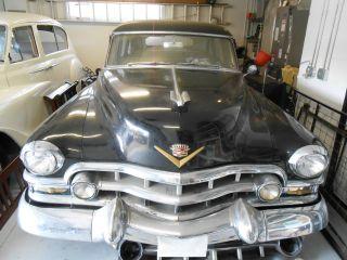 1952 Cadillac Limousine photo
