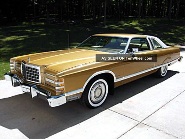 1977 Ford Ltd Landau Hardtop 2 - Door 6.  6l Other photo