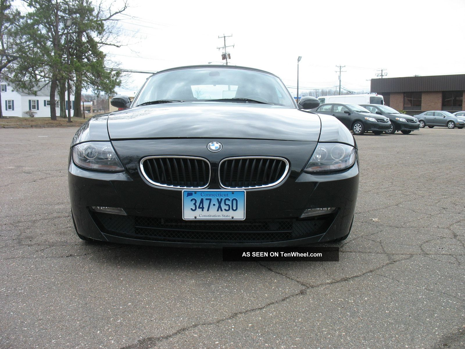 2006 Bmw Z4 Coupe Convertible Z4 photo