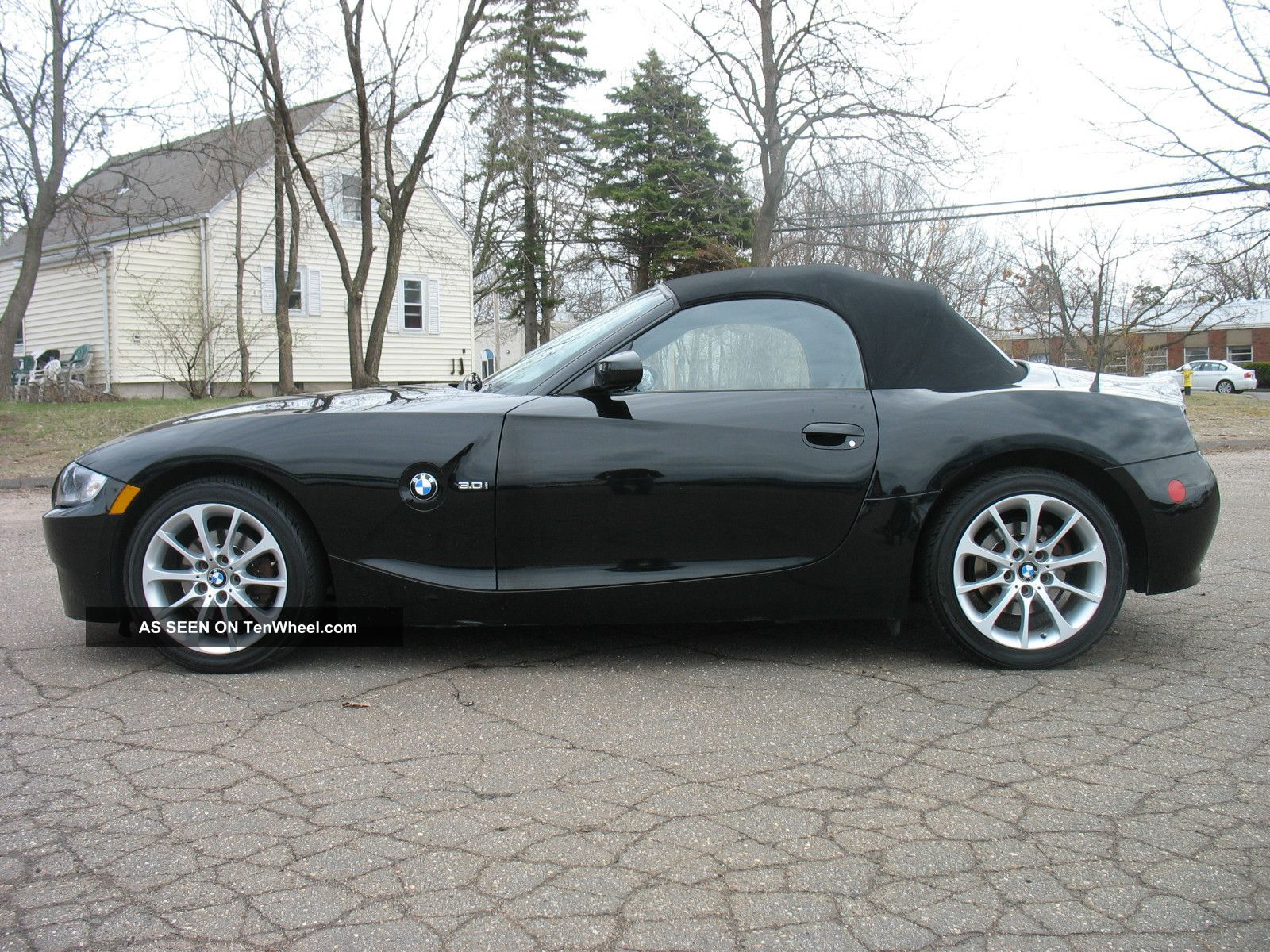 2006 bmw z4 coupe convertible. Black Bedroom Furniture Sets. Home Design Ideas