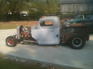 1947 Dodge Pickup Rat Rod Hot Rod Custom Project photo
