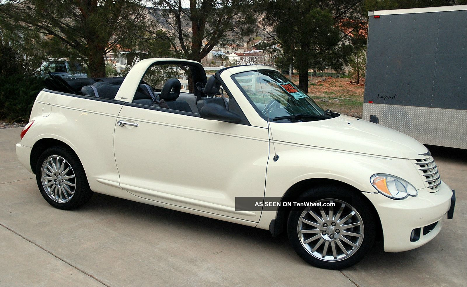 2006 Pt Cruiser Turbo Convertible PT Cruiser photo