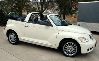 2006 Pt Cruiser Turbo Convertible photo