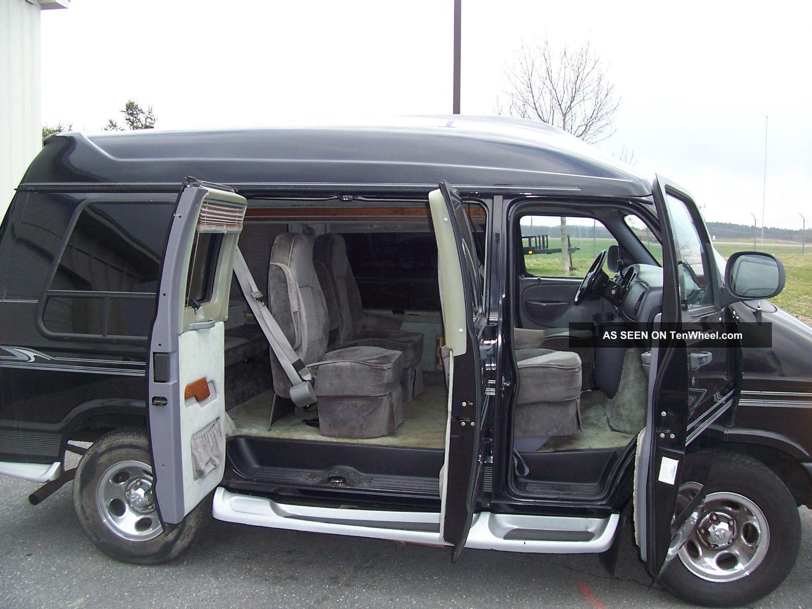 2000 Dodge Ram 1500 Van Base Standard Conversion Van 3