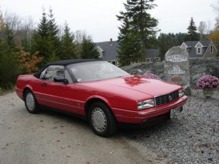 1991 Cadillac Allante Two Owner photo